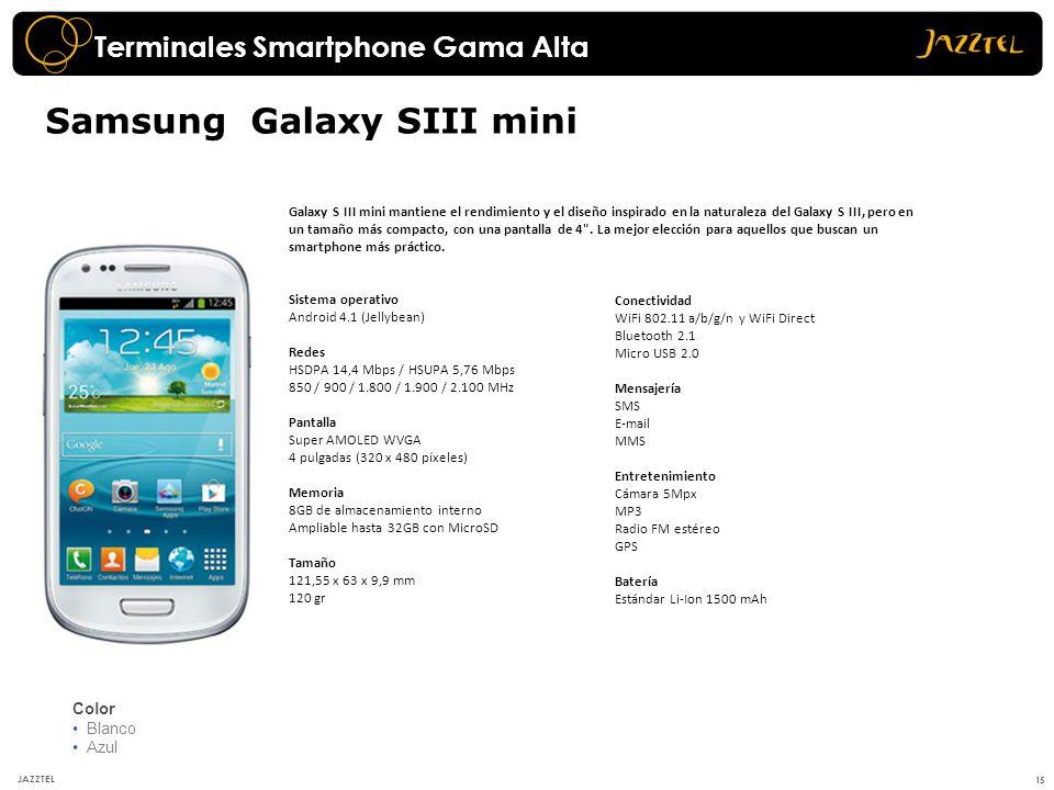 Samsung Galaxy SIII mini