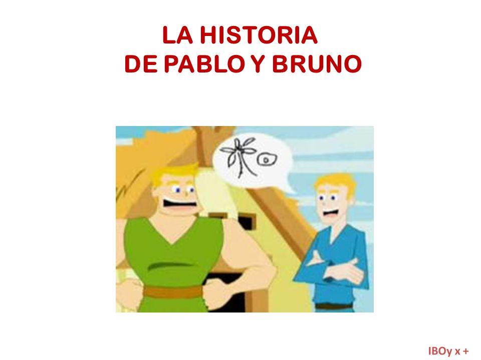 LA HISTORIA DE PABLO Y BRUNO