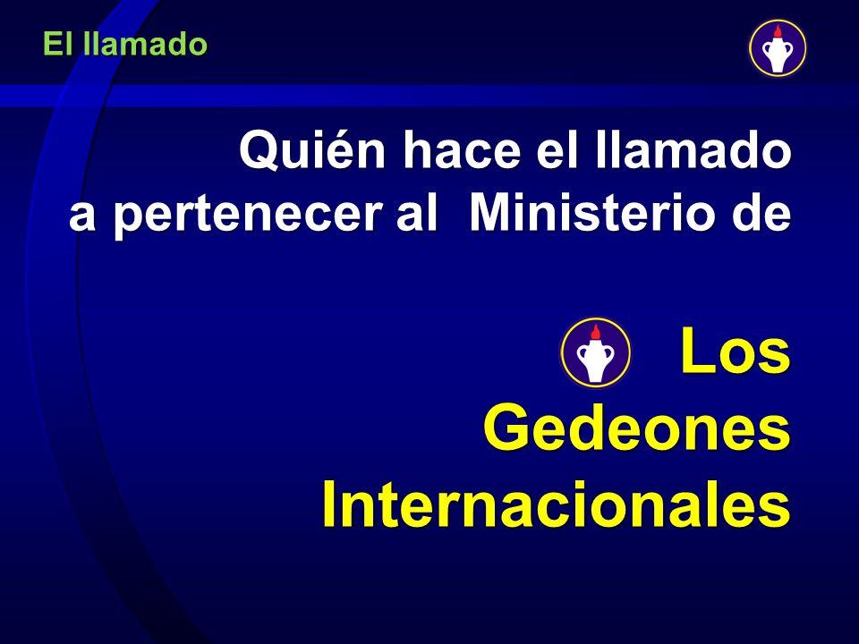 Los Gedeones Internacionales