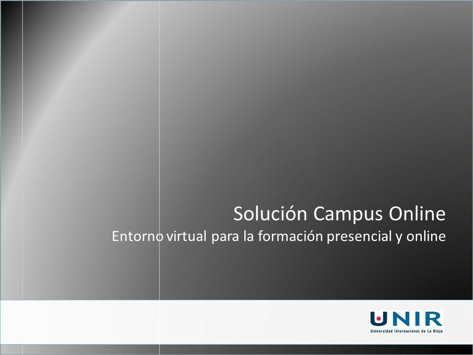 Solución Campus Online