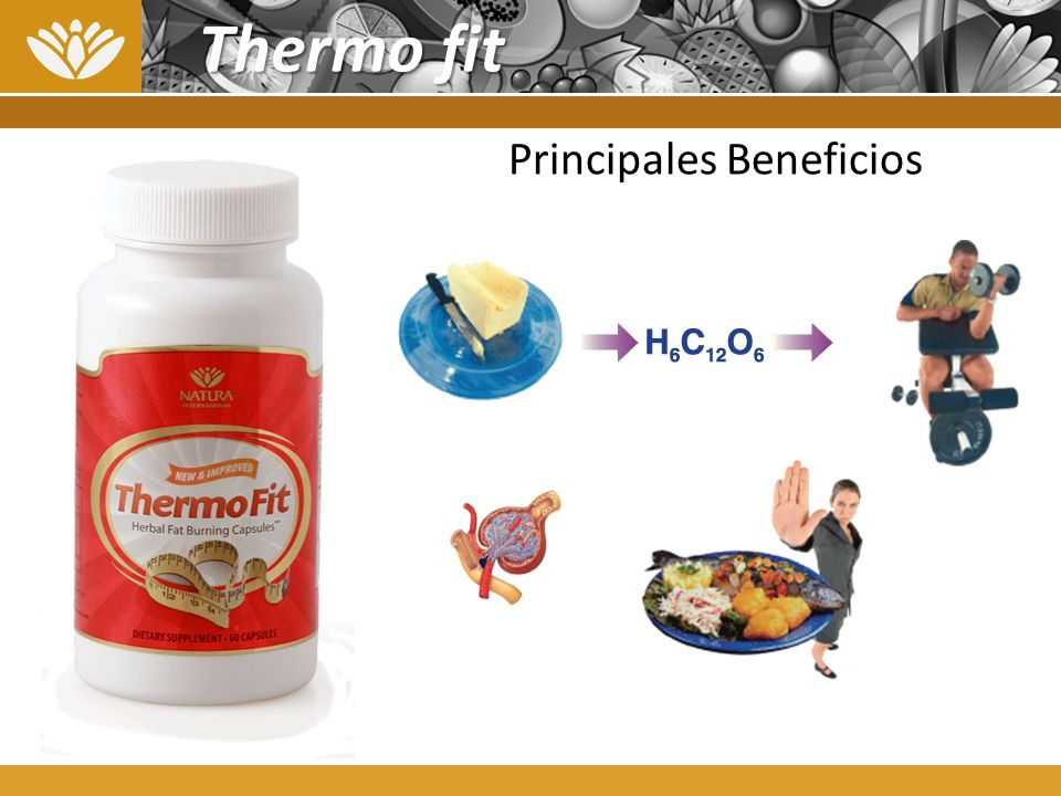 Thermo fit Principales Beneficios
