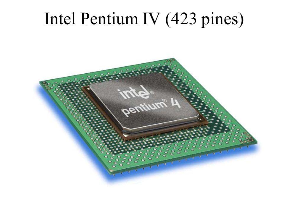 Intel Pentium IV (423 pines)