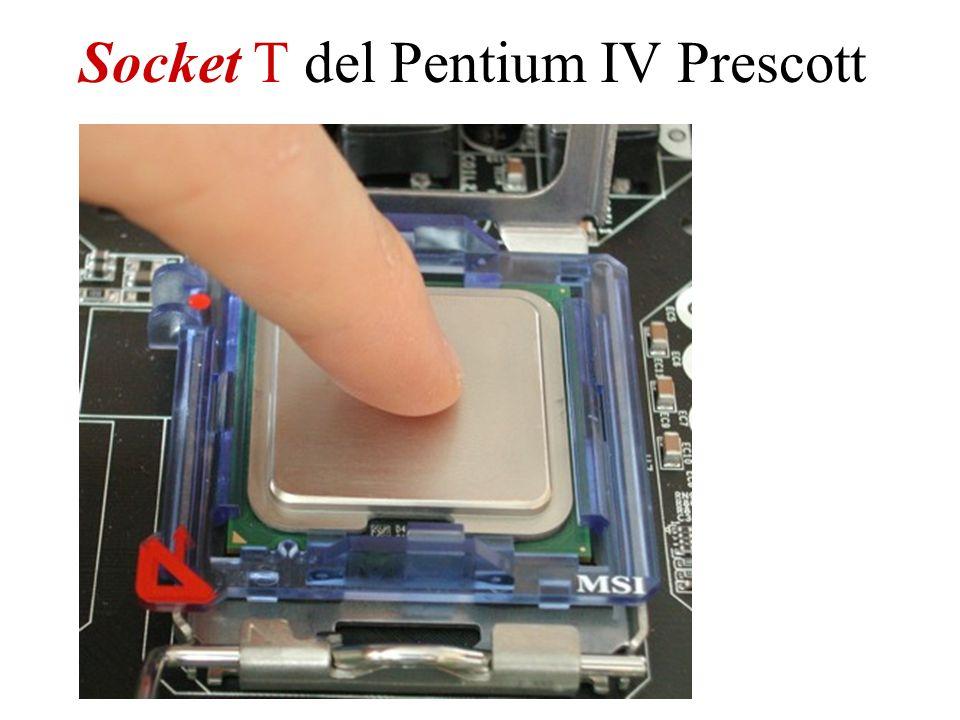 Socket T del Pentium IV Prescott