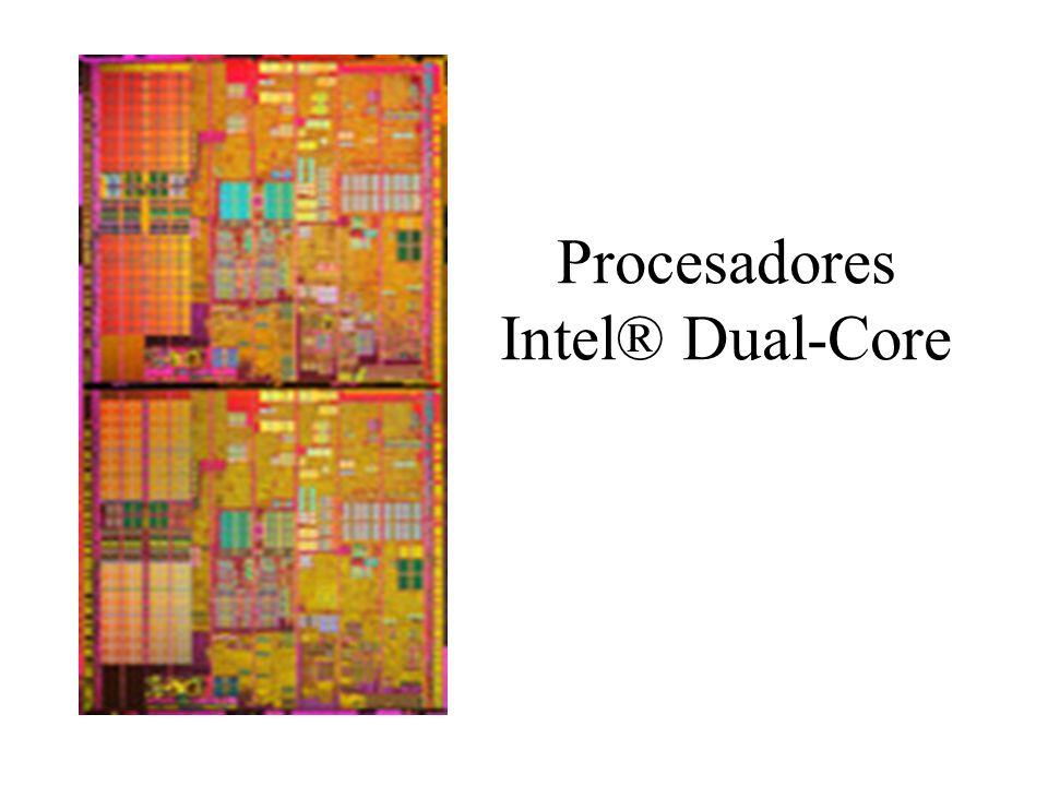 Procesadores Intel® Dual-Core