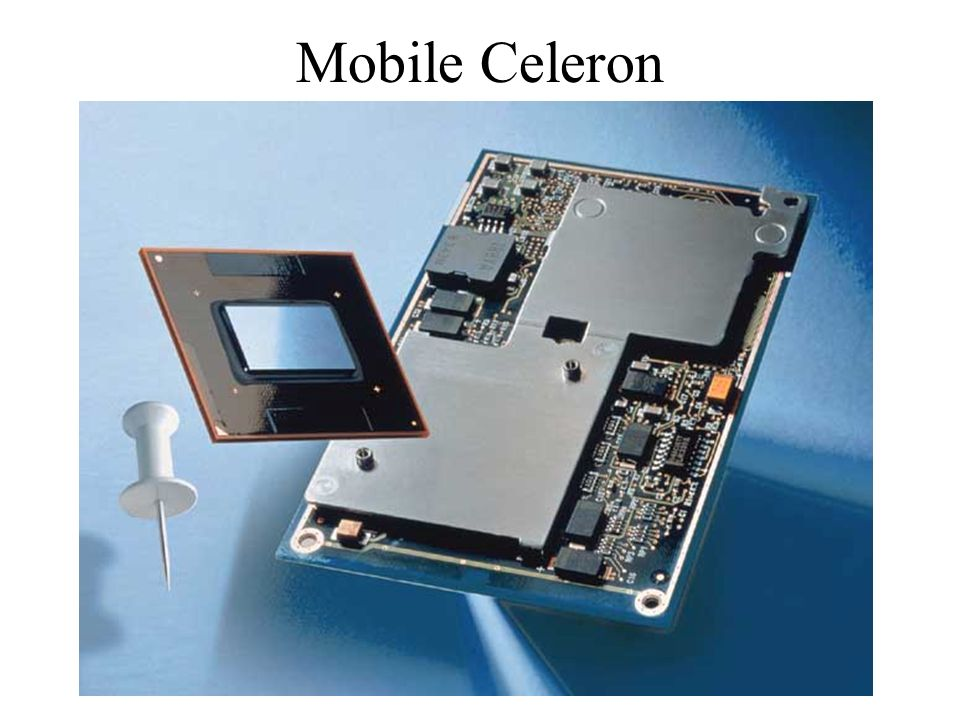 Mobile Celeron