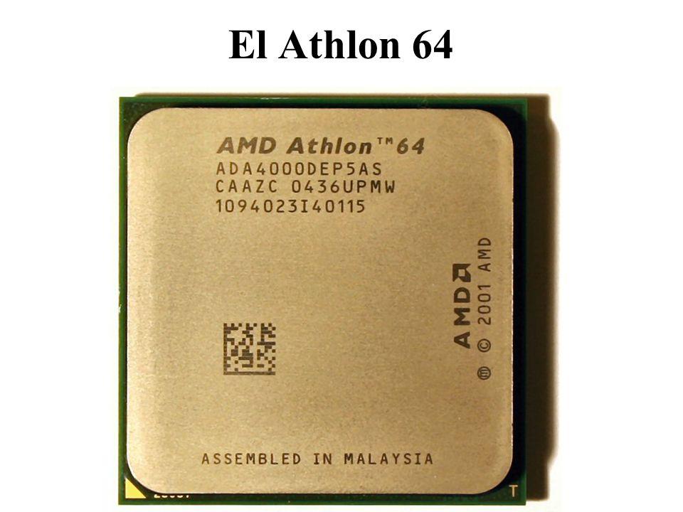 El Athlon 64