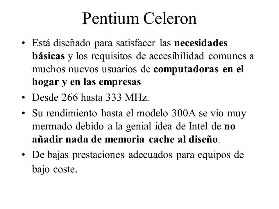 Pentium Celeron