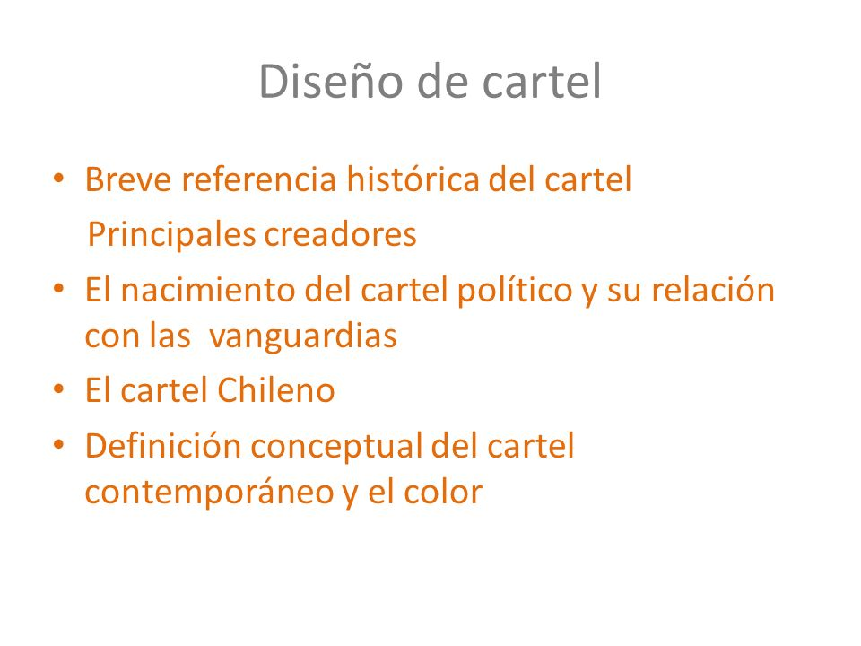 Dise o de cartel ppt descargar for Definicion de divan