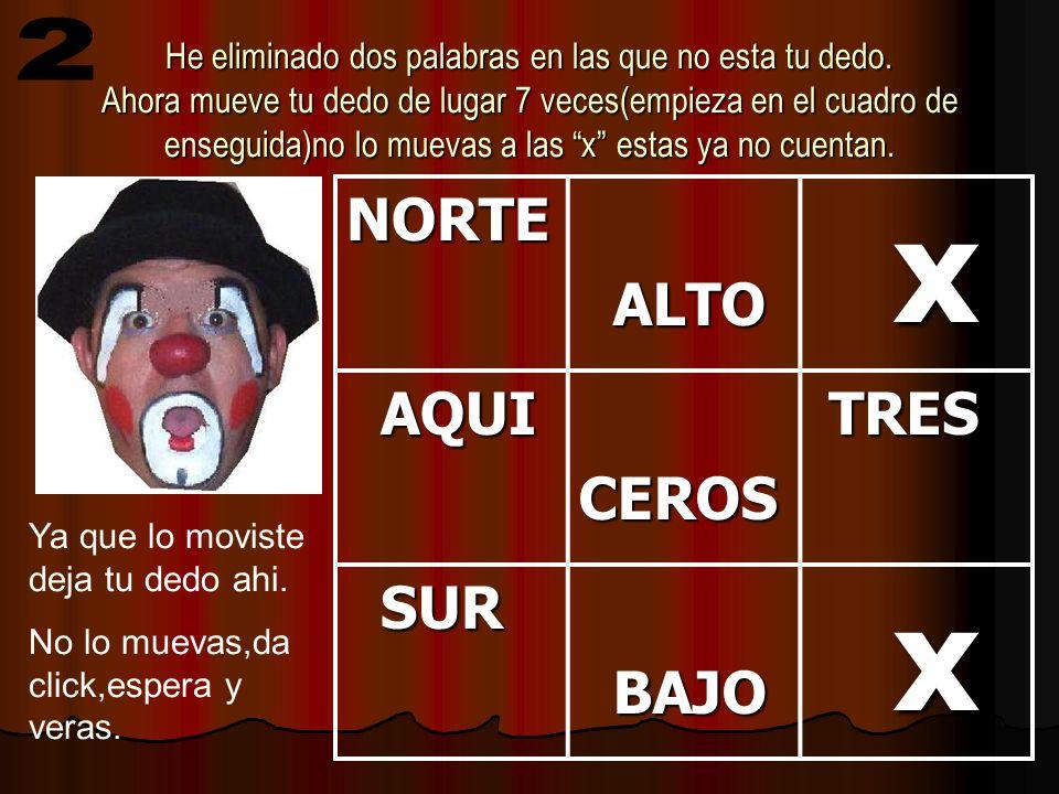 x NORTE ALTO AQUI CEROS TRES SUR BAJO 2