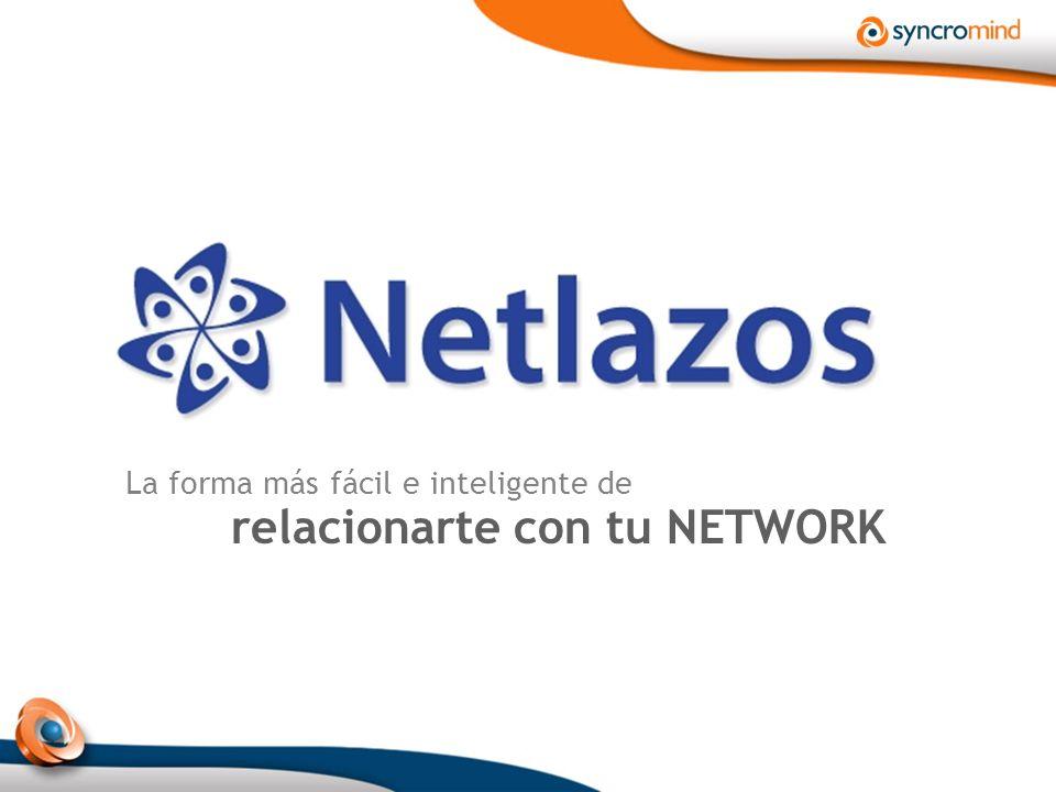 relacionarte con tu NETWORK