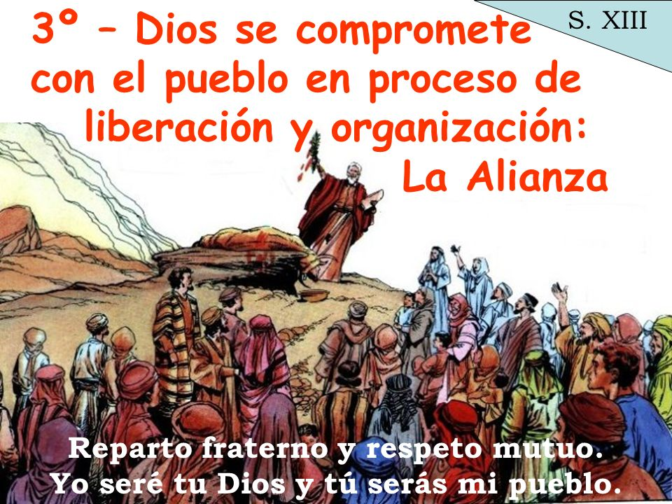 con el pueblo en proceso de liberación y organización: La Alianza