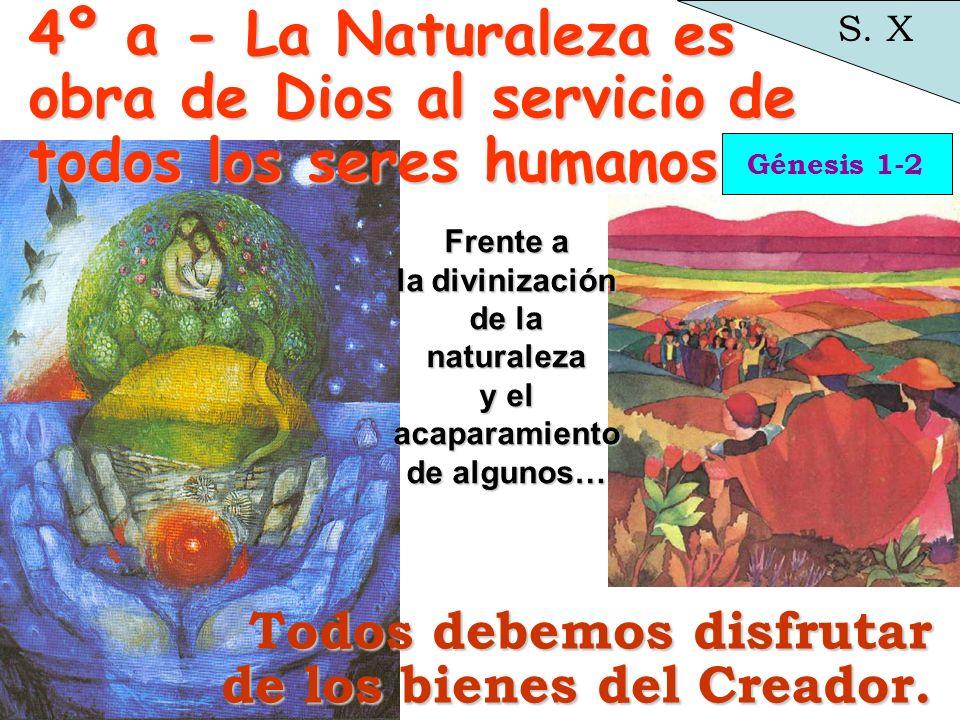 obra de Dios al servicio de todos los seres humanos