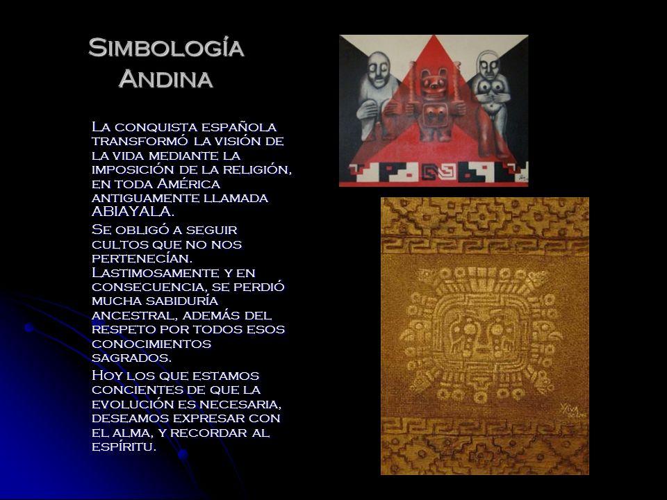 Simbología Andina