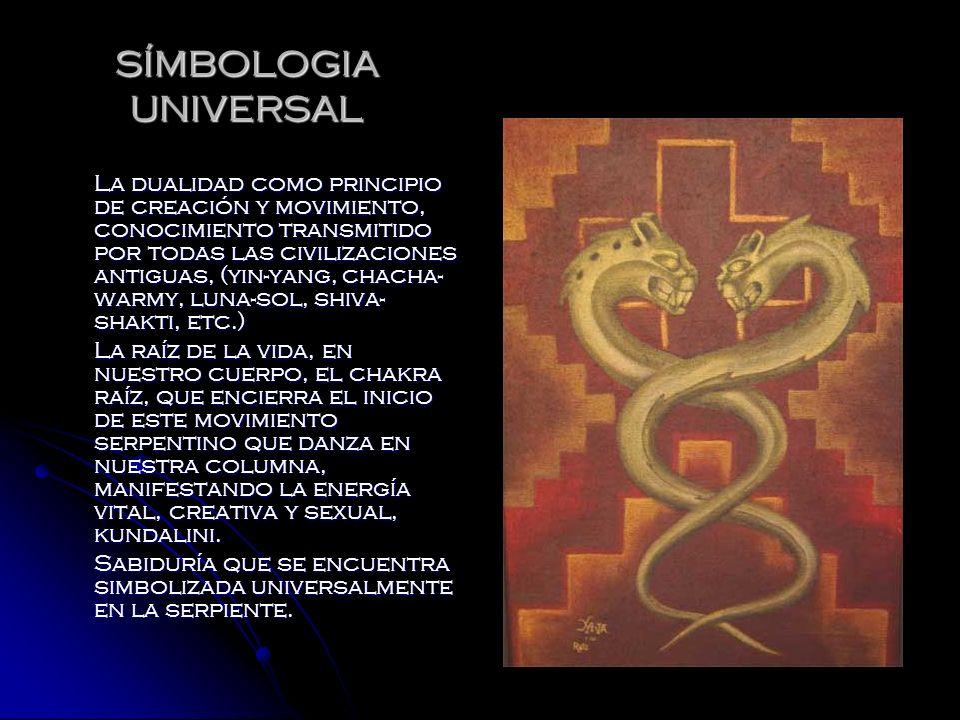 SÍMBOLOGIA UNIVERSAL