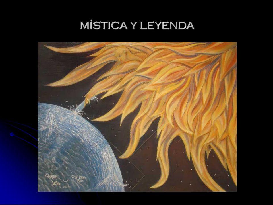 MÍSTICA Y LEYENDA