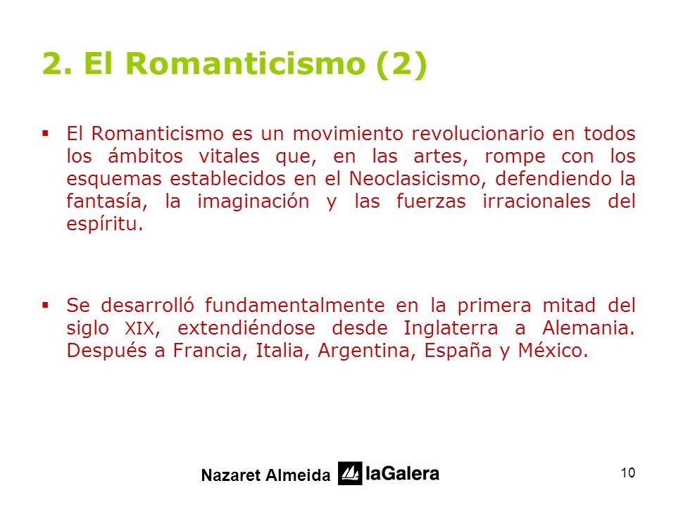 2. El Romanticismo (2)