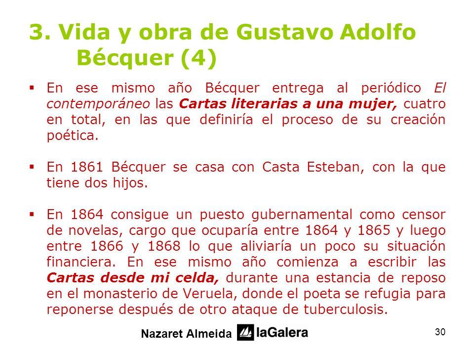 3. Vida y obra de Gustavo Adolfo Bécquer (4)