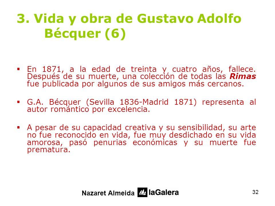 3. Vida y obra de Gustavo Adolfo Bécquer (6)