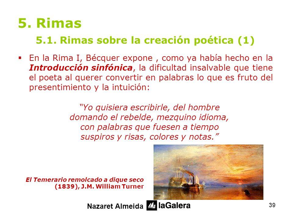 5. Rimas 5.1. Rimas sobre la creación poética (1)
