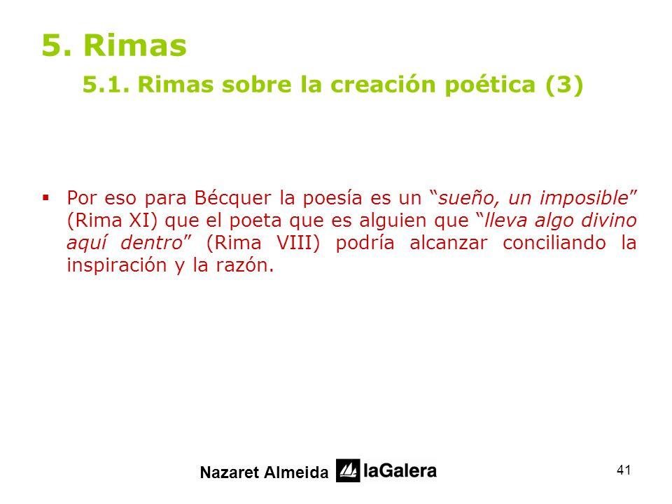 5. Rimas 5.1. Rimas sobre la creación poética (3)