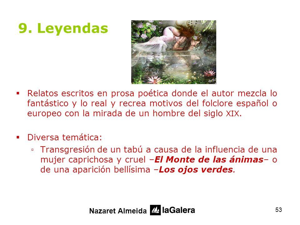 9. Leyendas