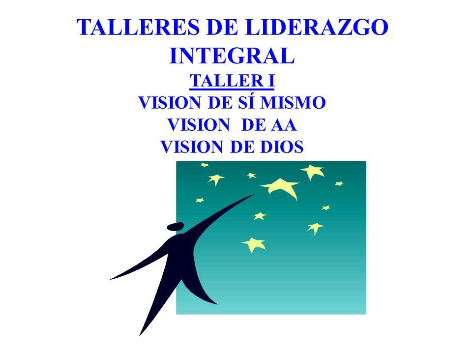 TALLERES DE LIDERAZGO INTEGRAL