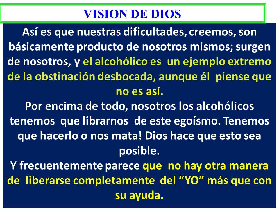 VISION DE DIOS