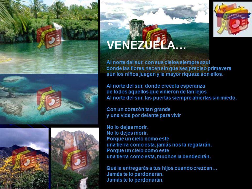 VENEZUELA…