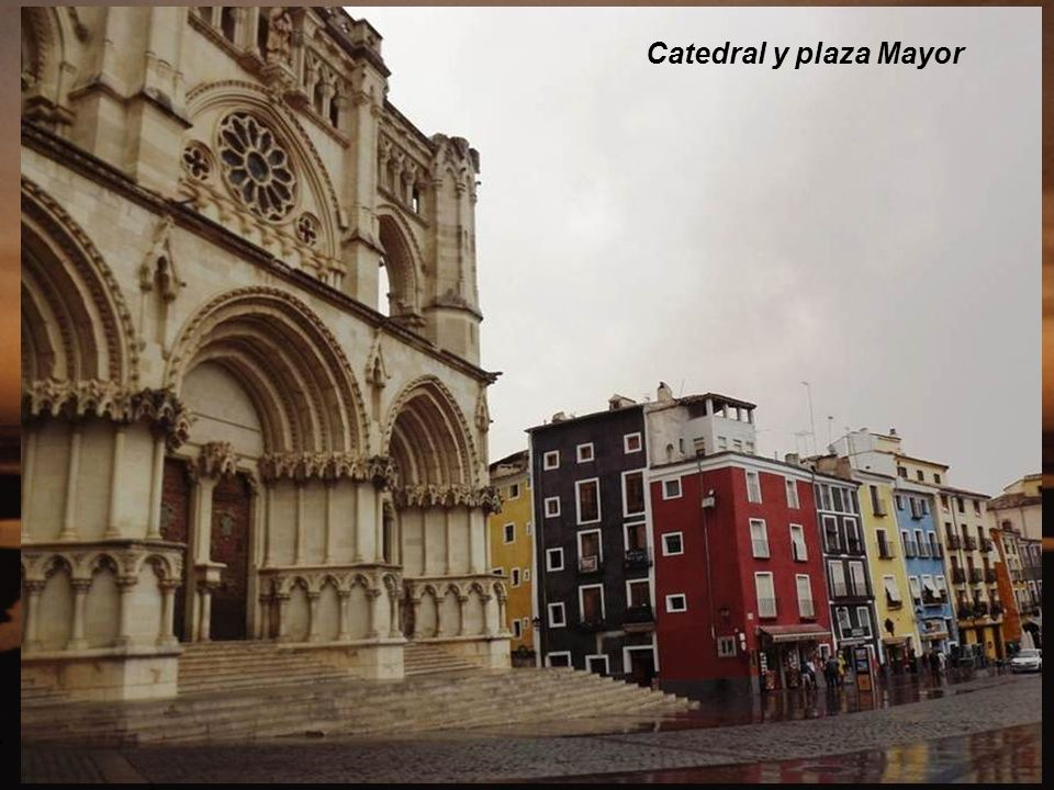 Catedral y plaza Mayor