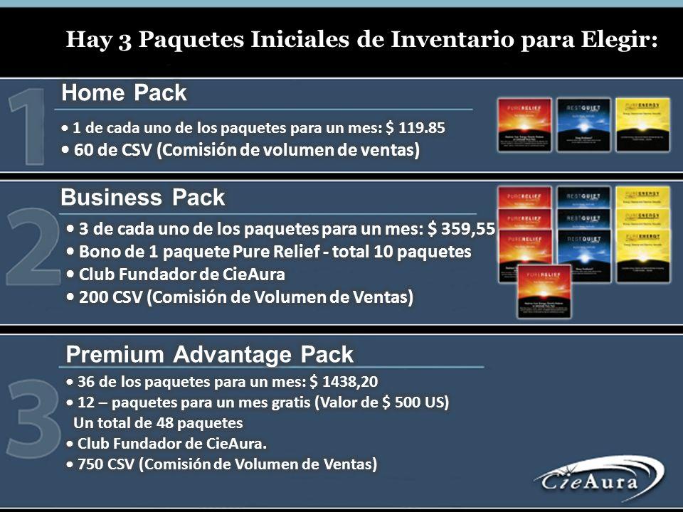 Premium Advantage Pack