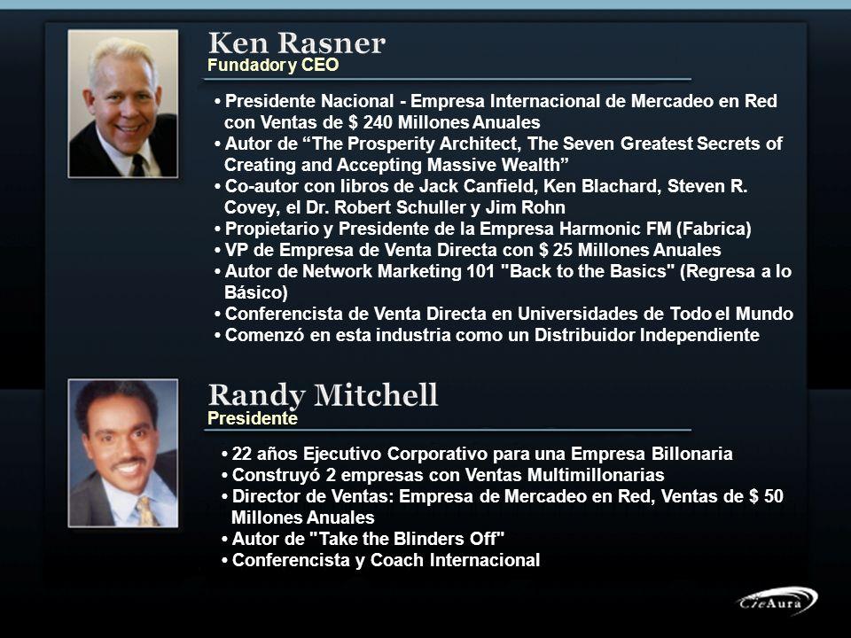 Ken Rasner Randy Mitchell