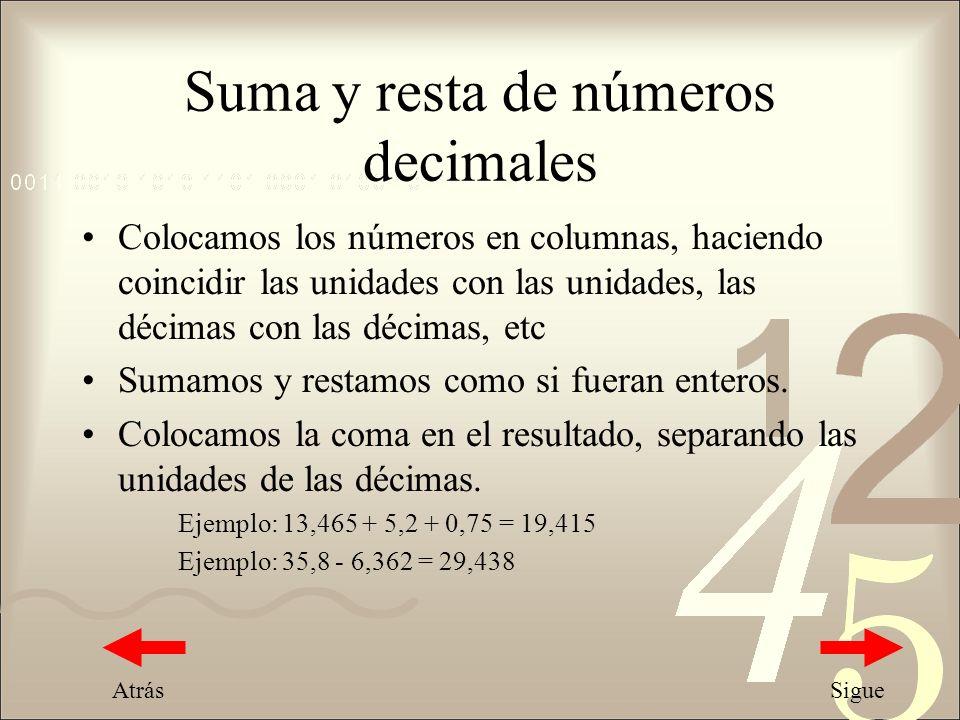 Moderno Suma Y Resta Números Enteros Hojas De Trabajo Foto - hojas ...