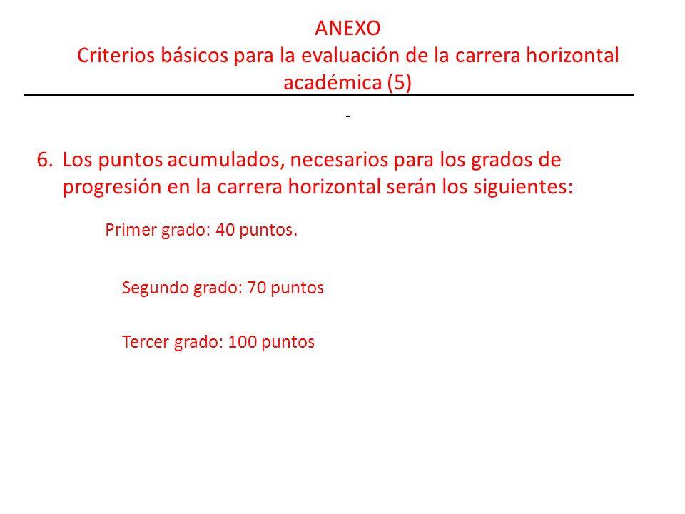 ANEXO Criterios básicos para la evaluación de la carrera horizontal académica (5)