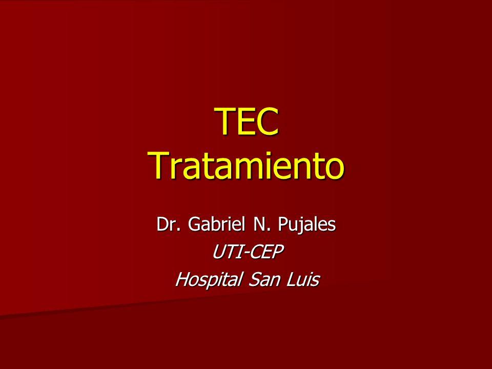 Dr. Gabriel N. Pujales UTI-CEP Hospital San Luis