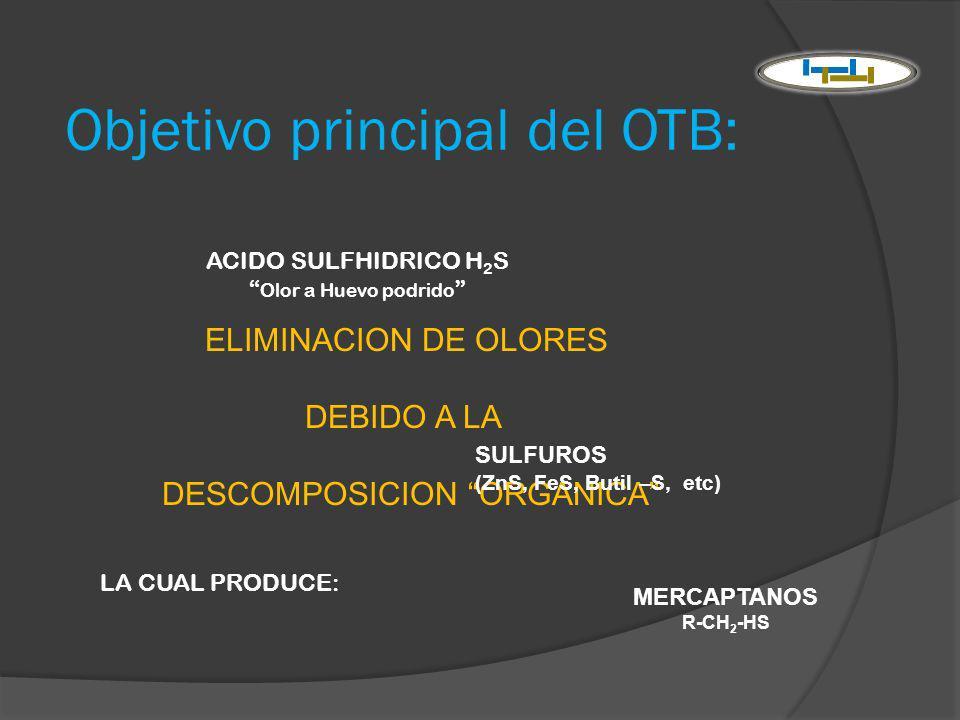 Objetivo principal del OTB: