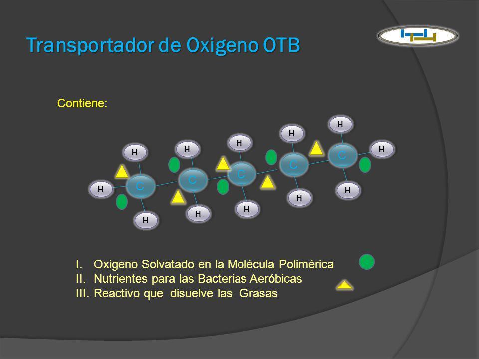 Transportador de Oxigeno OTB