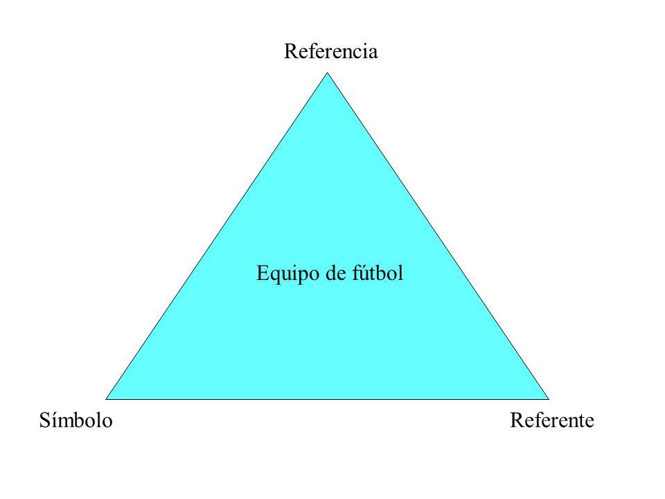 Referencia Equipo de fútbol Símbolo Referente
