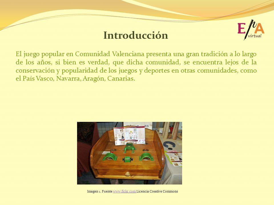 Imagen 1. Fuente www.fickr.com Licencia Creative Commons