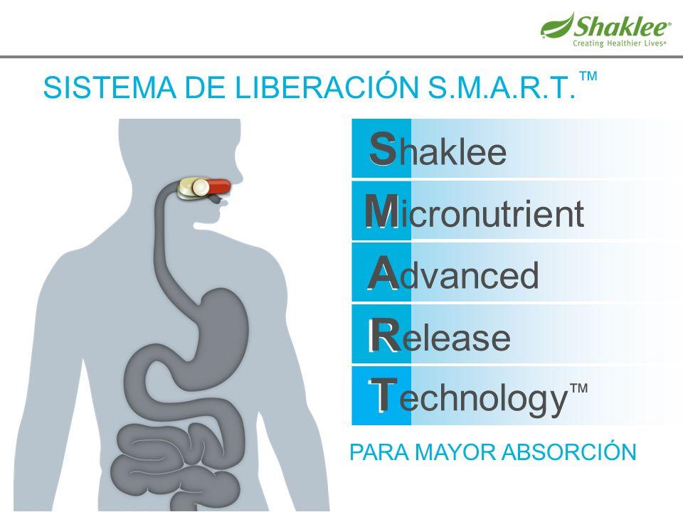 SISTEMA DE LIBERACIÓN S.M.A.R.T.™