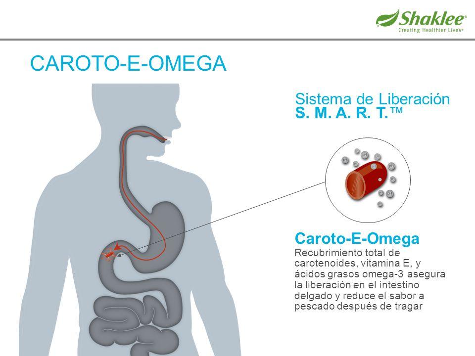 CAROTO-E-OMEGA Sistema de Liberación S. M. A. R. T.™