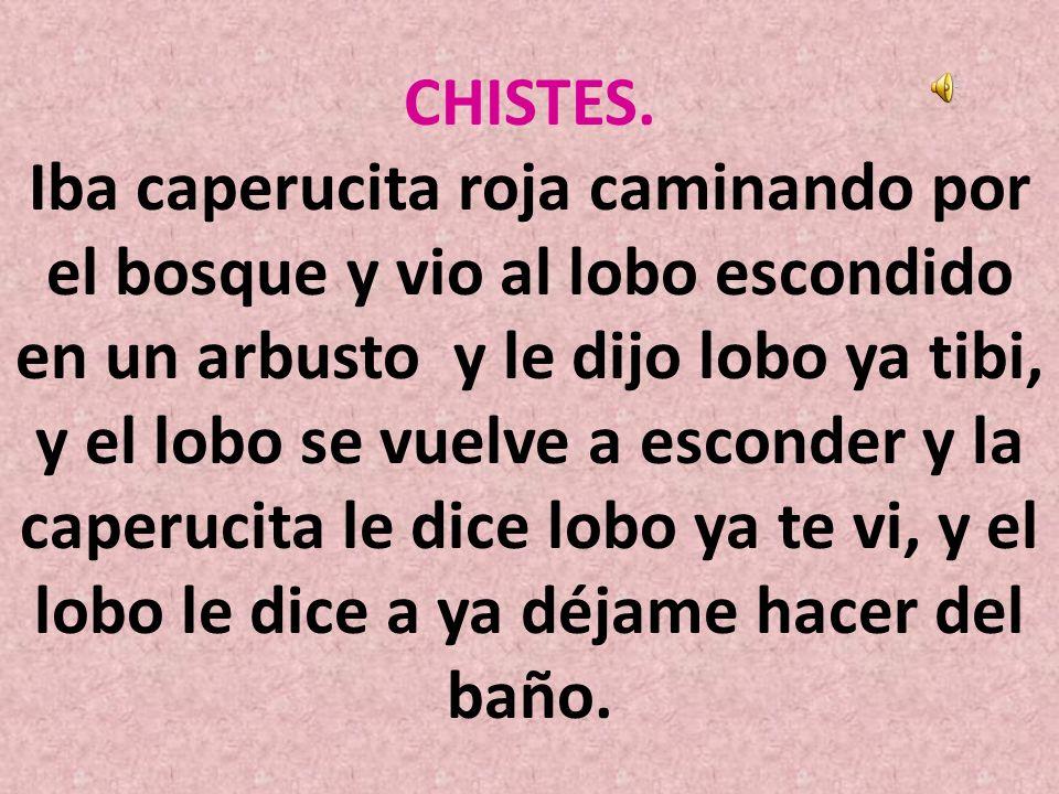 CHISTES.