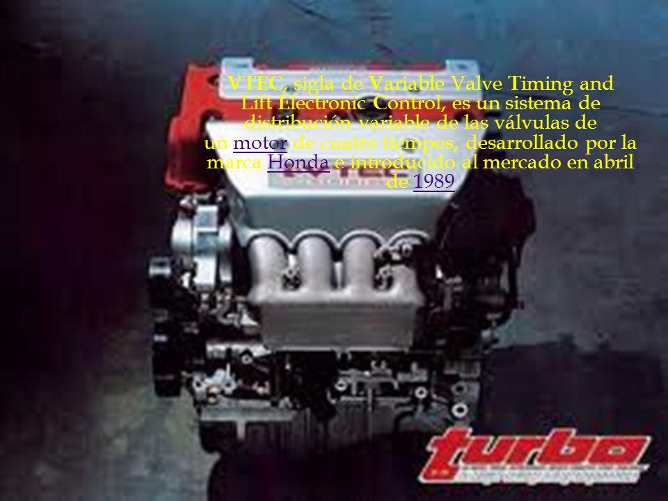 Motores v-tec