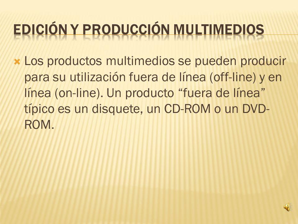Edición y Producción Multimedios