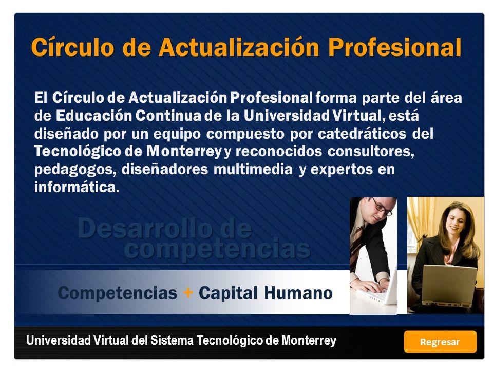Círculo de Actualización Profesional