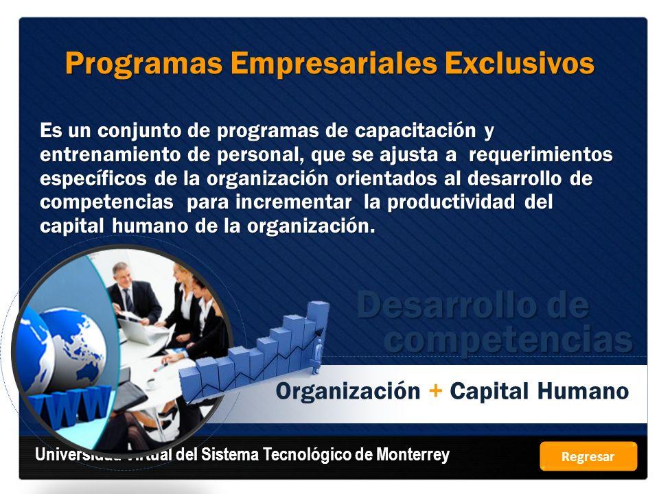Programas Empresariales Exclusivos