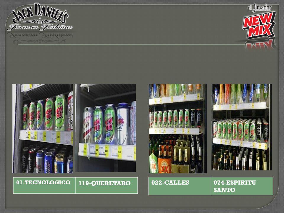 01-TECNOLOGICO 119-QUERETARO 022-CALLES 074-ESPIRITU SANTO