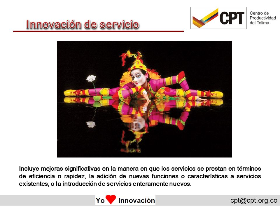 Innovación de servicio