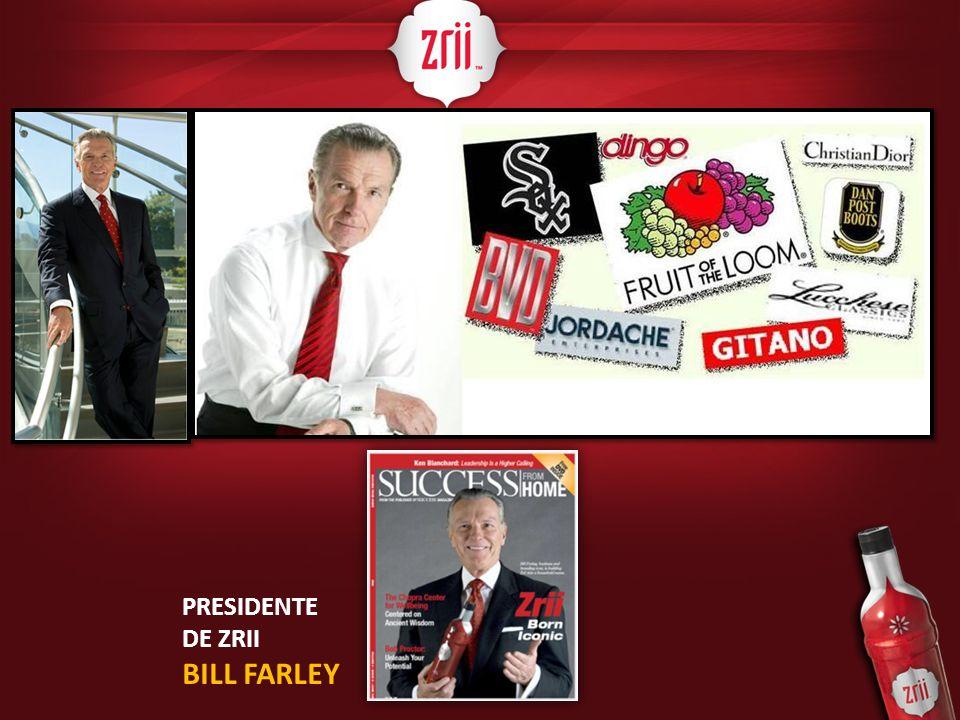 PRESIDENTE DE ZRII BILL FARLEY