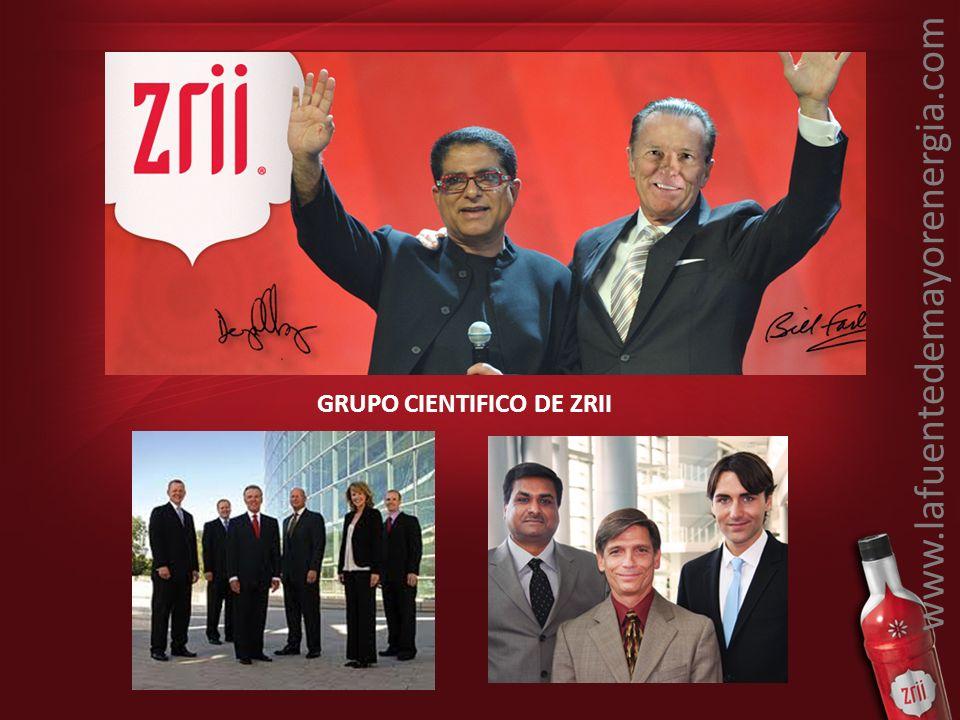 www.lafuentedemayorenergia.com GRUPO CIENTIFICO DE ZRII