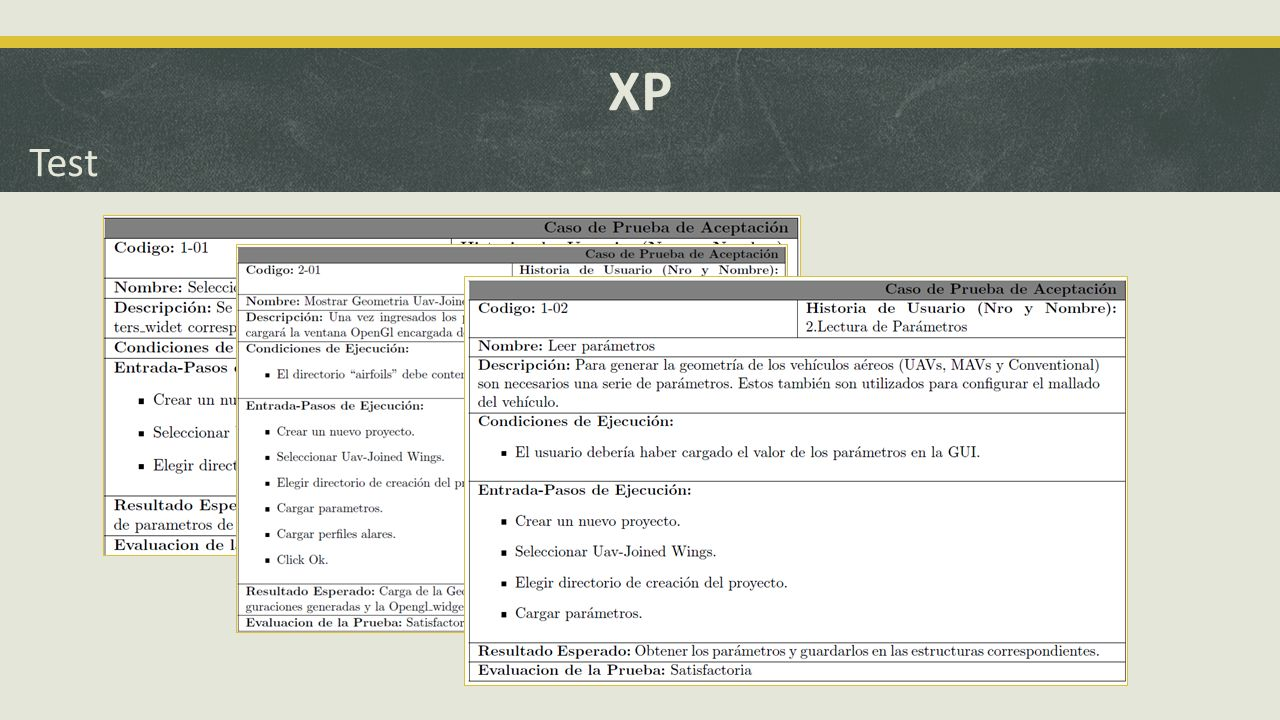 XP Test